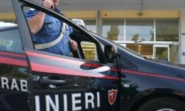 """Petriolo, 77enne di Macerata fermato dai carabinieri: """"Sono venuto a comprare la porchetta"""""""