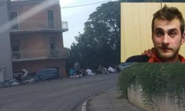 Tragedia in via Bramante a Macerata: la vittima è Marco Sciarabba