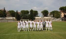 Serie D, pareggio per il derby Tolentino-Sangiustese: il risultato finale è di 2 a 2