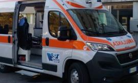 Recanati, donna investita in viale Fiume: trasportata al pronto soccorso