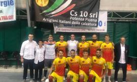 Coppa Marche, esordisce con una vittoria il Futsal Potenza Picena: 3-1 al Monturano