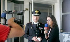 Cambio nella Compagnia dei Carabinieri di Civitanova: nuovo incarico a Chieti per il Maggiore Marinelli