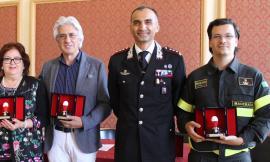 """Macerata,""""Sferisterio e Carabinieri ambasciatori dell'Italia all'estero"""": grande successo il concerto della Banda dell'Arma"""