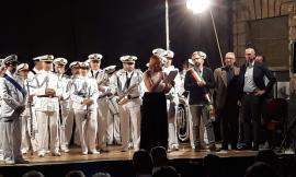 La Banda Musicale della Marina Militare incanta Montecosaro (FOTO)