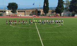 L'attaccante Pera porta la Recanatese alla vittoria: contro l'Olympia Agnonese è 4-2