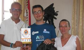 Dalle Marche a Capo Nord in bicicletta: la sfida vinta del civitanovese Kyrylo Morresi