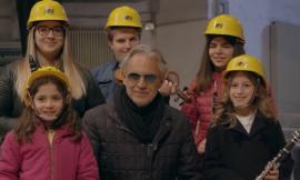 Parte la nuova sfida della Andrea Bocelli Foundation: ricostruire l'Accademia Musicale di Camerino