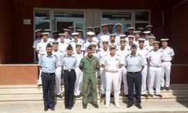 Concluso il corso di inglese per gli Allievi Marescialli della Marina Militare presso il Cen.For.Av.En.