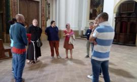Potenza Picena, consegnati i lavori per il ripristino del tetto della chiesa di San Francesco