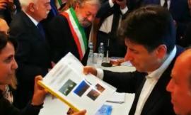"""""""Patto per l'Alto Nera"""", documento contro la desertificazione del territorio consegnato al premier Conte"""