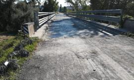 Strada Provinciale Recanati-Osimo, realizzata la nuova soletta del ponte sul Fiume Musone