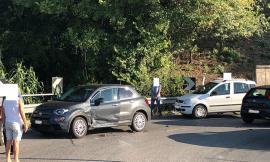 Montecassiano, scontro lungo la provinciale 361: traffico in tilt