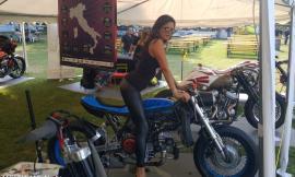 La Ducati ibrida del settempedano Massimo Orazi conquista la Brianza al Festival Bike di Como