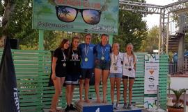 Continua e si solidifica il nuovo flirt tra il Centro Nuoto Macerata e il Triathlon (FOTO)