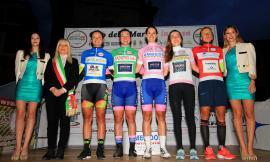 Giro delle Marche in Rosa: Marta Cavalli vince la prima tappa a San Severino Marche