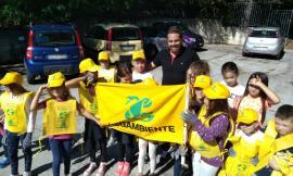 """Il messaggio di """"Puliamo il mondo"""" arriva a Monte San Martino"""