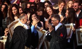 Camerino, Festa della Laurea 2019: oltre 400 studenti in Agorà (FOTOGALLERY)