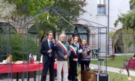 """Esanatoglia, inaugurato il progetto """"Orto in Comune"""" (FOTO)"""