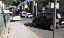 Corridonia, scontro tra due auto: mamma e figlia di 10 anni in ospedale (FOTO)