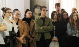 "Macerata, ""Bauhaus 100"": taglio del nastro per la mostra al Liceo ""Cantalamessa"" (FOTO)"