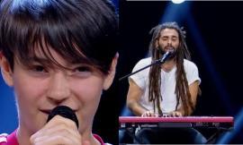 Doppio sì ad X Factor 2019: Marco Saltari e Sofia Tornambene volano ai Live Show (VIDEO)