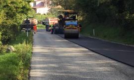 Camporotondo, interventi sulla Provinciale 49 Fiastrone: 50mila euro di lavori