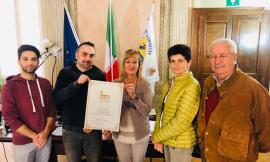 """L'Alberghiero """"G. Varnelli"""" di Cingoli alla Borsa del Turismo del Centro Italia"""