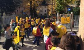 """""""Puliamo il Mondo"""": grande successo per l'iniziativa con le scuole di Visso"""