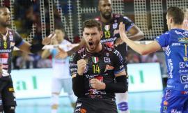 Buona la prima per la Lube Civitanova: Piacenza k.o in tre set (FOTO)