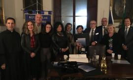 Incontro per parlare di sanità del Rotary di Tolentino (FOTO)