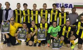 Calcio a 5, riparte il campionato: il Cus Camerino sconfitto 5-4 il Calidarium FB