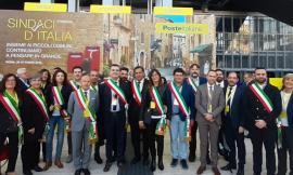 """San Ginesio, Ciabocco a Roma tra i """"Sindaci d'Italia"""""""