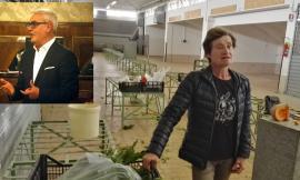 """Chiude un pezzo di storia a Macerata: addio al Mercato delle Erbe. La signora Rosanna: """"È la fine del centro"""""""