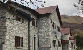 """Bolognola, completati i lavori delle nuove abitazioni di """"Villa Marconi"""""""
