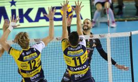 La Lube si arrende in quattro set a Modena, niente finale in Supercoppa (FOTO)
