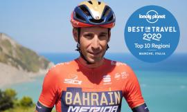 """""""La mia fuga sono le Marche, il paradiso del bike"""": il VIDEO promozionale del campione di ciclismo Vincenzo Nibali"""