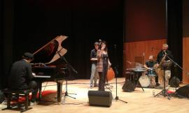 Tolentino, tributo in chiave jazz a Pino Daniele: grande successo delle Convergenze Parallele al Politeama