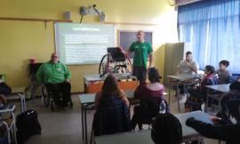 Potenza Picena, il basket in carrozzina per favorire l'integrazione sociale: al via due progetti pilota