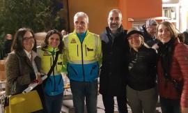"""Loro Piceno, la Misericordia di Fornacette torna a donare per la scuola """"Santini"""""""