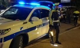 Macerata, controlli interforze nella notte della movida: sanzionato un giovane per aver urinato in luogo pubblico