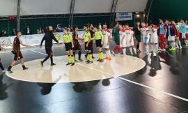 Il Futsal Potenza Picena si impone sull'Ostrense con un secco 13-1