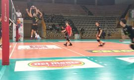 Serie D, la Nef Osimo si impone in quattro set sul Volley Macerata