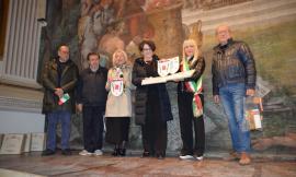"""San Severino, """"Seniority day"""": libri e dischi donati alla Biblioteca e all'Accademia"""