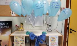 Macerata, la scuola Helvia Recina celebra la Giornata universale dei diritti dell'infanzia