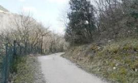 Rinnovamento completo del percorso ciclopedonale a San Severino