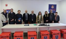 Unicam, delegazione di un'Università brasiliana in visita all'Ateneo