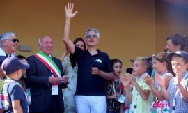 Ricostruzione post-sisma, Andrea Bocelli premiato con il Picchio d'Oro 2019