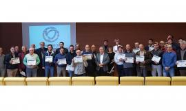 Cosmari, 32 dipendenti diventano Ispettori Ambientali: consegnati gli attestati di qualifica