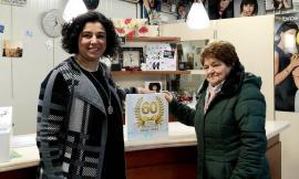 Caldarola, la Gioielleria Gazzellini festeggia 60 anni di attività (FOTO)
