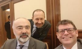 """Dl sisma, Arrigoni e Pazzaglini (Lega): """"Necessarie correzioni per evitare paralisi nella ricostruzione"""""""